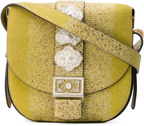 Etro embellished buckle bag