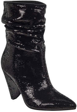 GUESS Nakitta Sequin Slouchy Booties