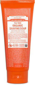 Dr. Bronner's Tea Tree Shaving Soap