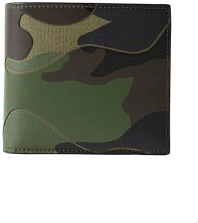 Valentino Camouflage Wallet