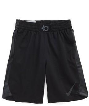 Nike Boy's Kevin Durant Elite Shorts
