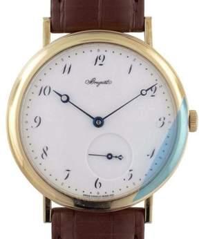Breguet Classique 5140BA/29/9W6 18K Yellow Gold 40mm Watch