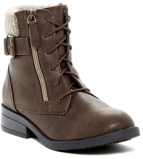 Steve Madden Ryan Lace-Up Boot (Little Kid & Big Kid)