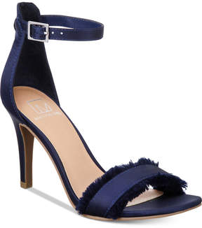 Material Girl Biance Two-Piece Sandals, Created for Macy's Women's Shoes