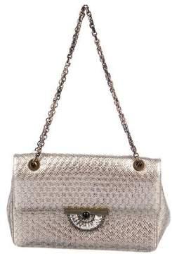 Judith Leiber Embellished Convertible Handle Bag