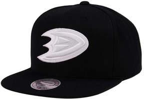 Mitchell & Ness Anaheim Ducks Respect Snapback Cap