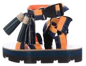 MSGM Donna Platform Sandals w/ Tags