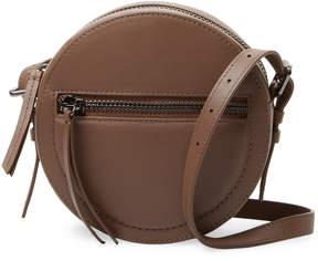 Kooba Women's Meriden Canteen Leather Crossbody Bag