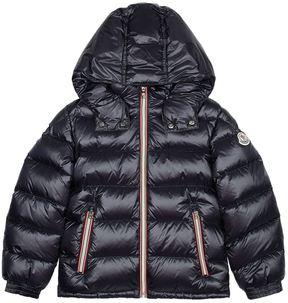 Moncler Gaston Contrast Zip Jacket