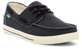 Sanuk The Sea Man Boat Shoe