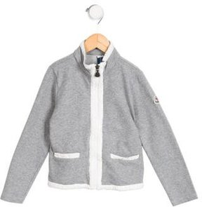 Moncler Girls' Lightweight Jacket