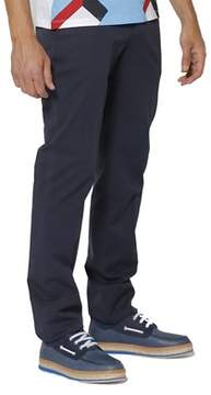 Incotex Men's 1agw8290264831 Blue Cotton Pants.