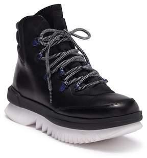 Camper Rex High-Top Leather Sneaker