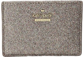 Kate Spade Burgess Court Card Holder Credit card Wallet - MULTI - STYLE