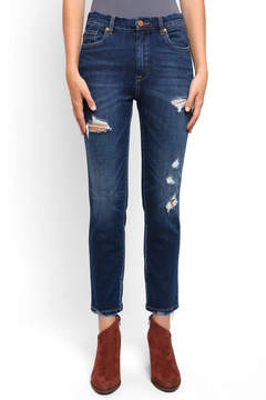 Blank Vintage Jean with Stretch Sound Check