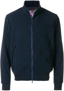 MC2 Saint Barth Traveler Highland bomber jacket