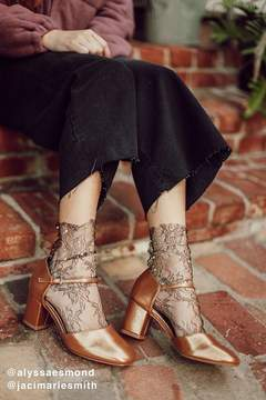 Urban Outfitters Ginger Mary Jane Heel