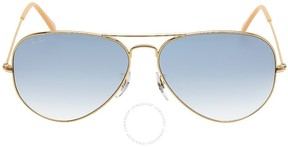 Ray-Ban Original Aviator Blue Gradient Sunglasses
