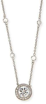 FANTASIA Cubic Zirconia By-the-Yard Pendant Necklace