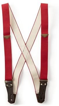 Filson Men's Tab Suspenders