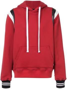 Amiri varsity pullover hoodie