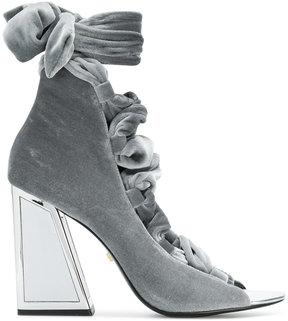 Kat Maconie tie strap sandals