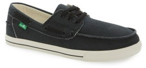 Sanuk Men's 'The Sea Man' Boat Shoe