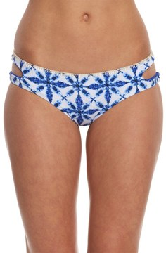Bikini Lab Swimwear TieDye Another Day Reversible Hipster Bikini Bottom - 8153508