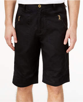 Sean John Men's Zipper Detail Pocket Flight 12.5 Stretch Shorts, Created for Macy's