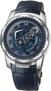 Ulysse Nardin Freak Cruiser Blue Dial Men's Hand Wind Watch