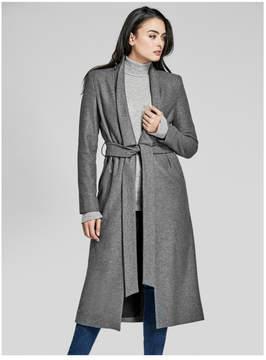GUESS Belted Vanity Wool Coat
