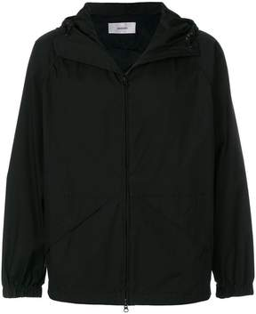 Mauro Grifoni short zipped parka