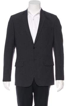 Calvin Klein Collection Notched-Lapel Blazer