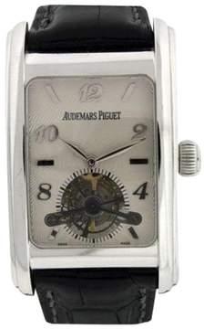 Audemars Piguet Edward Piguet 18K White Gold Mens Watch