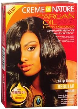 Creme Of Nature Argan Oil No Lye Relaxer Kit