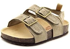 Osh Kosh Bruno3 Toddler Open-toe Synthetic Tan Slingback Heel.
