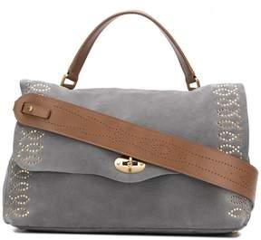 Zanellato studded Postina bag