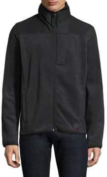 Herschel Fleece Zip-Up Jacket