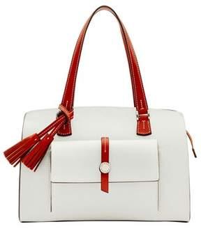 Dooney & Bourke Cambridge Shoulder Bag. - WHITE - STYLE