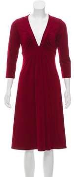 Susana Monaco Jersey Midi Dress