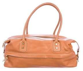 Celine Leather E/W Bag