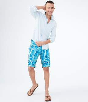 Aeropostale Poolwater Stretch Boardshorts