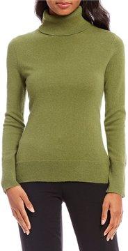 Alex Marie Tina Turtleneck Cashmere Sweater