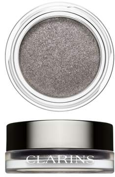Clarins 'Ombre Iridescente' Cream-To-Powder Iridescent Eyeshadow - Silver Grey 10