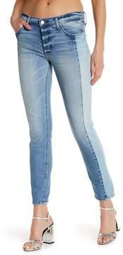 Black Orchid Harper Skinny Boyfriend Jeans