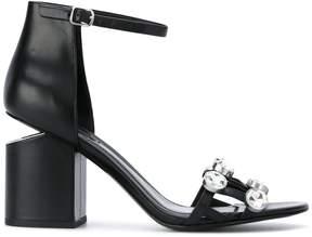 Alexander Wang embellished sandals