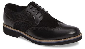 English Laundry Men's Maritime Spectator Shoe