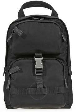 Prada Fabric Backpack- Black