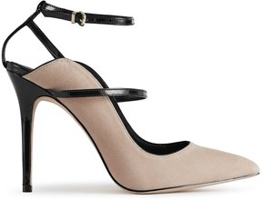 Reiss Marpessa Ankle-Strap Shoes