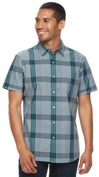Apt. 9 Men's Premier Flex Slim-Fit Plaid Stretch Button-Down Shirt